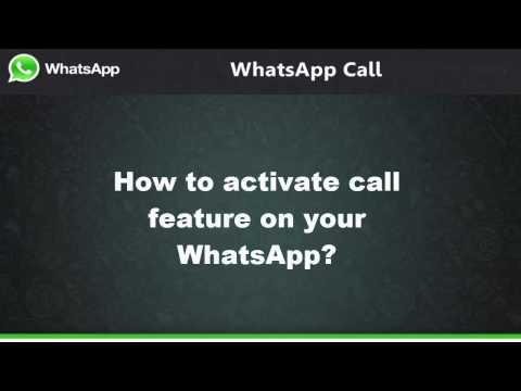 How to Get WhatsApp Call Feature on all Android Phones ...