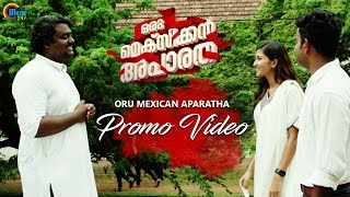 Oru Mexican Aparatha | Promo Video | Tovino Thomas, Neeraj Madhav, Gayathri Suresh | Official