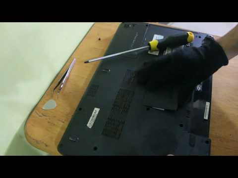 How to Clean Laptop System Fan