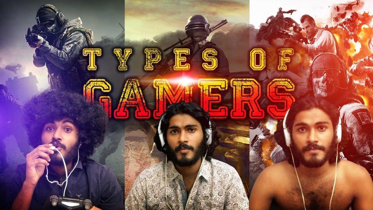 Types of Gamers (Deep Inside) | FT Guys