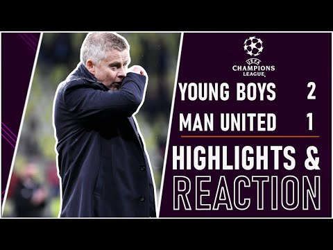 """"""" FANS WANT OLEOUT NOW""""! Young Boys 2-1 Manchester United Champions League Highlight Show"""