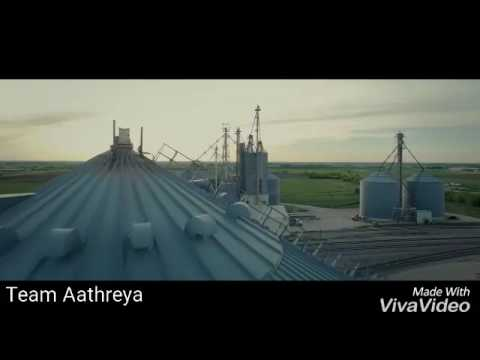 Aathreya intro Hollywood version