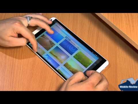 Обзор планшета Huawei MediaPad M1