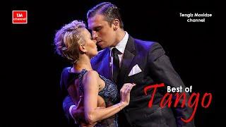 """Tango """"Poema"""". Sergey Kurkatov and Yulia Burenicheva  with """"Solo Tango Orquesta Tipica"""".  2016."""