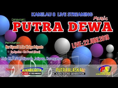 KAMILAU 8 LIVE MOJO JATIPURO, //CS PUTRA DEWA MUSIC//PUTRA ALASKA SOUND