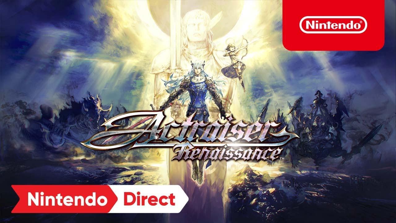 Actraiser Renaissance – Launch Trailer – Nintendo Switch - Nintendo