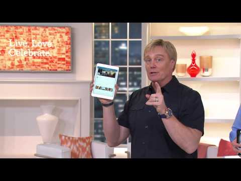 Apple iPad Mini 2 Retina 16GB WiFi with Keyboard, Case & 2yr Support with Rick Domeier