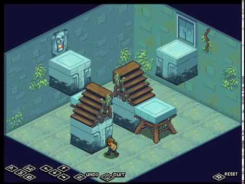 Aztec Escape  LEVEL 17 - Cool Math Games