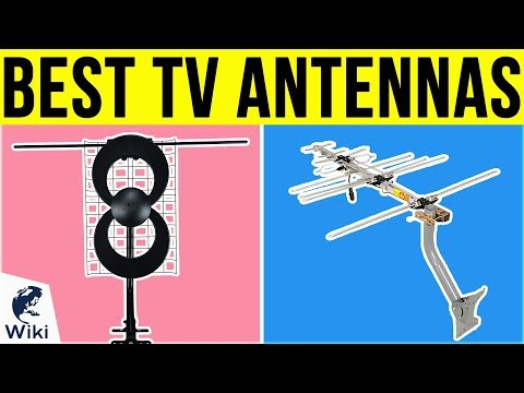 10 Best TV Antennas 2019