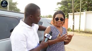 Kumawood Actor Papa Kumasi Forced Me, He Left When The Cash Finished - Singer Dufie Reveals