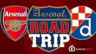 Road Trip Arsenal v Dinamo Zagreb