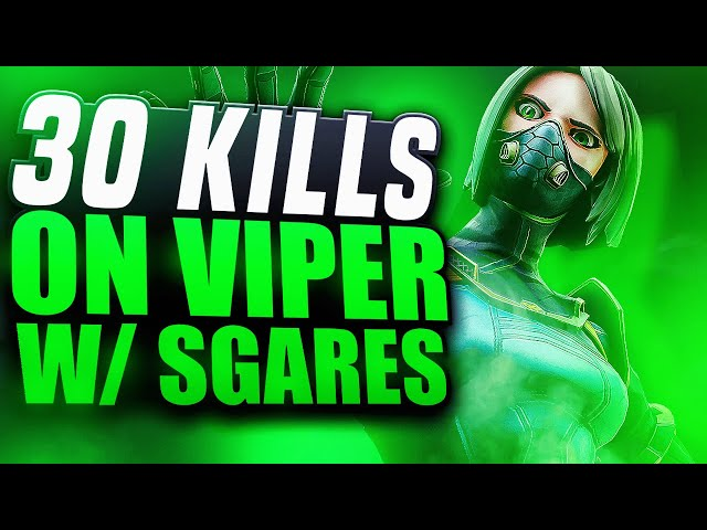 30 KILL CARRY ON VIPER FT SEANGARES