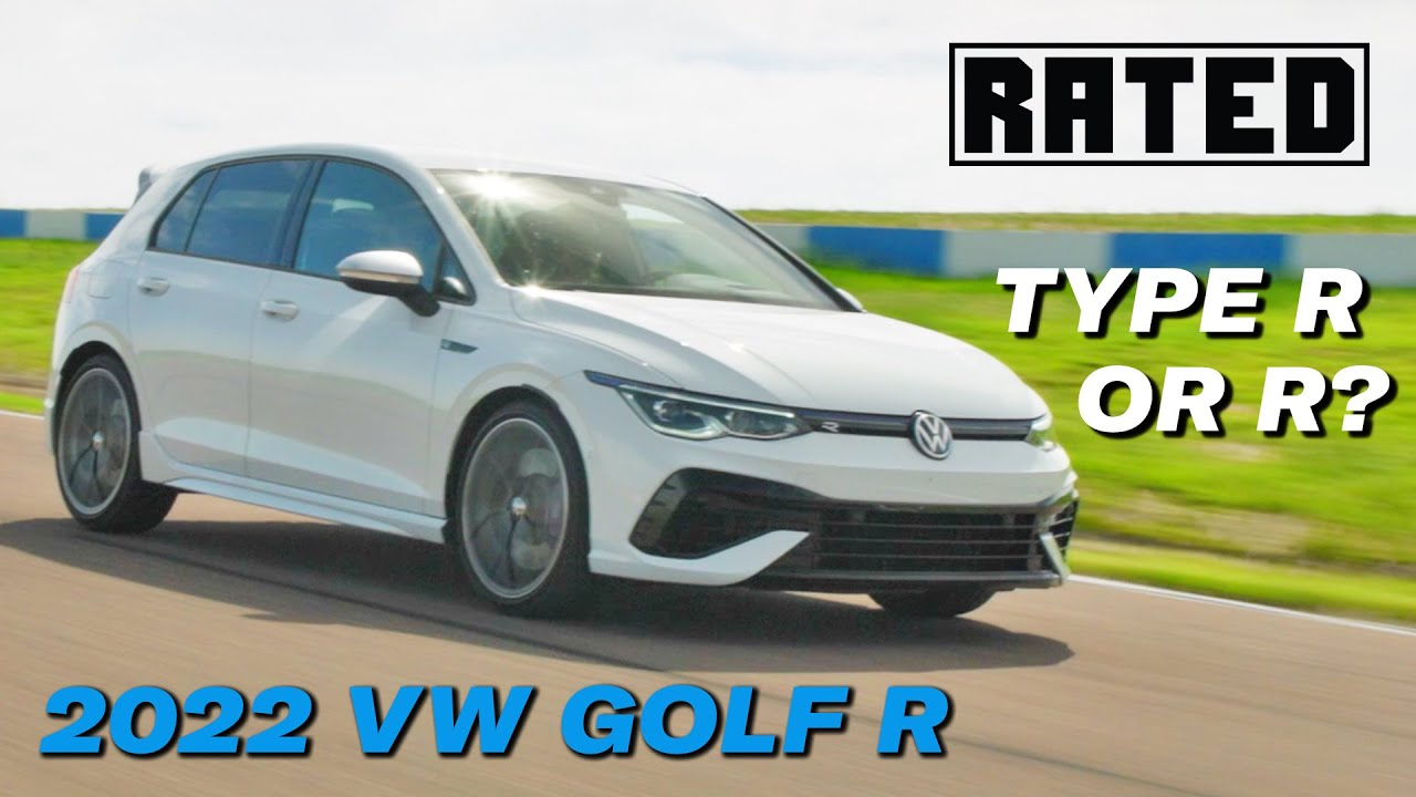 Download The 2022 VW Golf R is a Type R for adults   RATED   Ep. 205