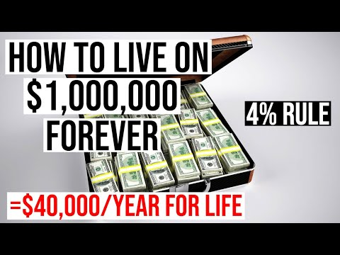 How To Live On A Million Dollars Forever