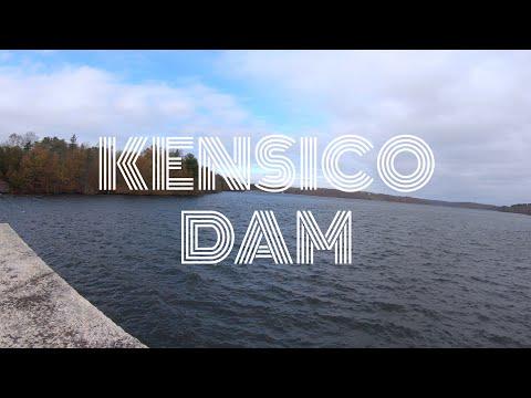 Kensico Dam Via Bronx River Pathway