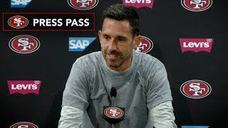 Kyle Shanahan Recalls His First Impressions of Nick Mullens