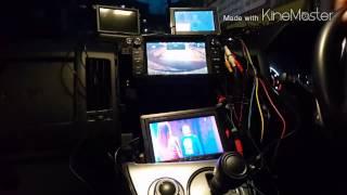 видео Автомобильные телевизоры