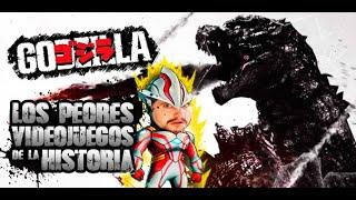 Los PEORES videojuegos de la historia: Godzilla (2014)