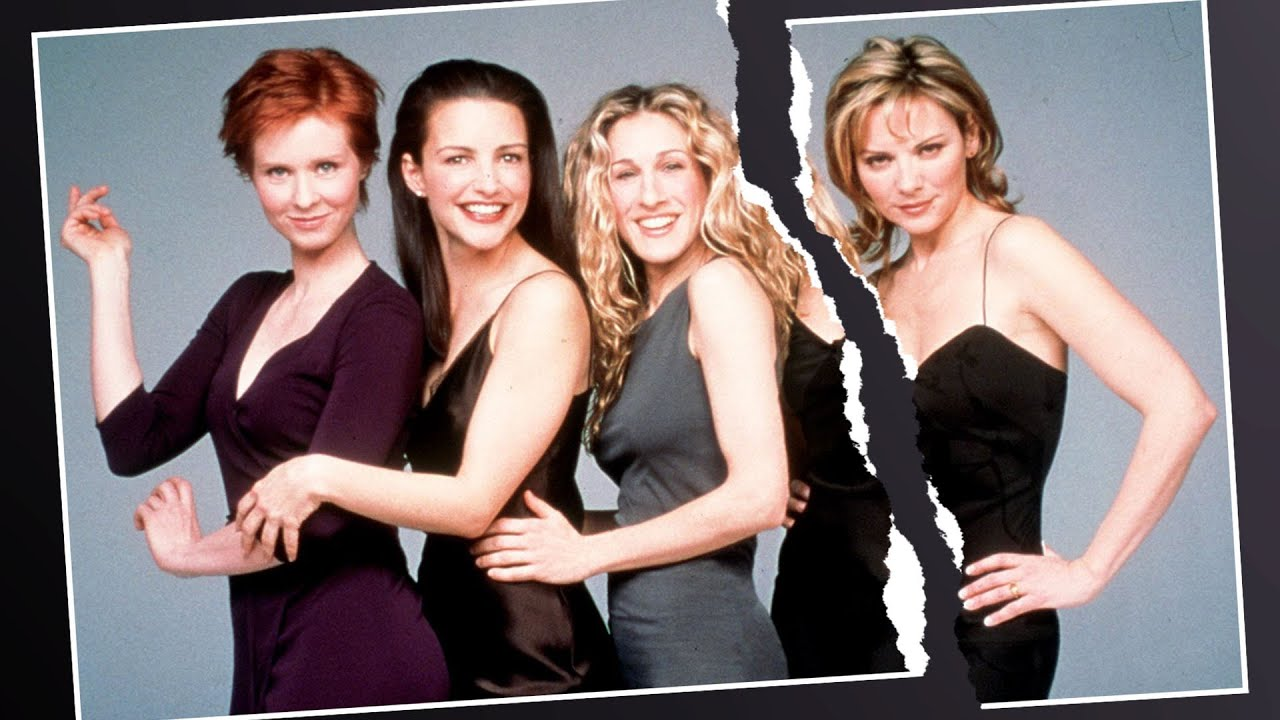 Download Sex and the City Revival: What Sarah Jessica Parker Says About Kim Cattrall NOT Returning