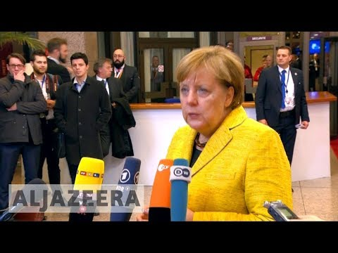 Brexit: EU finalises first stage of talks
