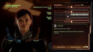 Mass Effect 2 - Cerebus Facility - Meeting with the Illusive Man
