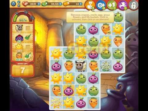 Farm Heroes Saga Level 466