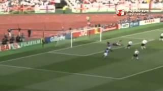 Brasil 2 x 1 Inglaterra - Copa do Mundo 2002