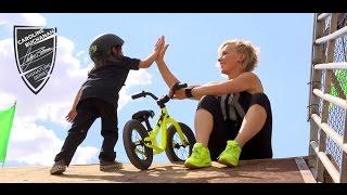 Balance Bike - Caroline Buchanan DK Signature edition