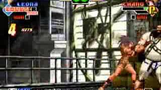 「[ChiKage Combos Video]KOF MV vol 2:Face Of Fact。」   Kof Union