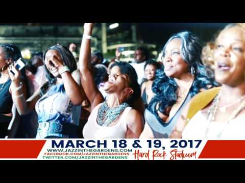 2017 Jazz In The Gardens Promotional Video
