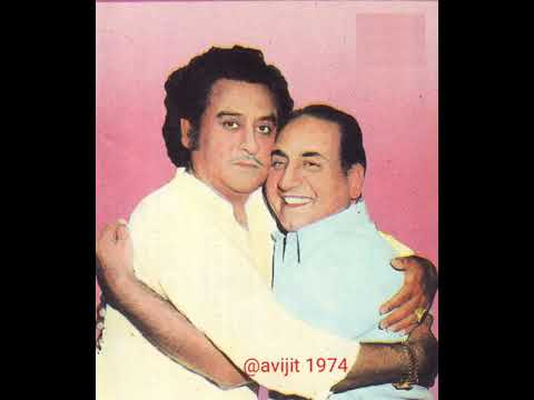 DOSTANA SONG (PART - 2) ••@ DOSTANA (1980) || KISHORE KUMAR & MD.RAFI = HAPPY FRIENDSHIP DAY 👌👌