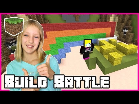 Speed Building Hypixel Build Battles / Minecraft