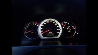 Не работает подсветка приборов и габариты на Chevrolet Lacetti