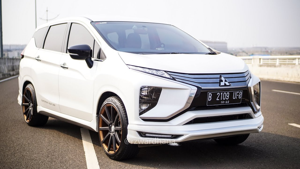 "Modifikasi Mitsubishi Xpander Menggunakan Velg 19"""