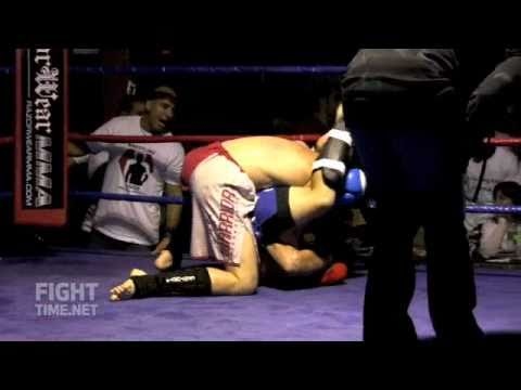 Razor Wear 1 - Keven Pellerin vs Jeff Blake