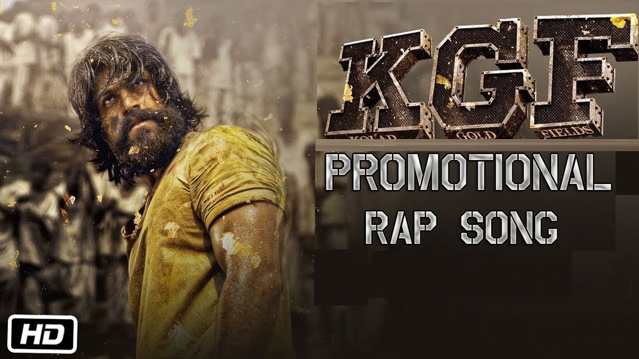 KGF Promotional Rap Song | Yash | Prashanth Neel | Raam Rovin Ft. Rapper Chethan