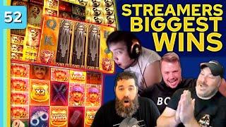 Streamers Biggest Wins – #52 / 2021