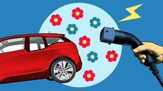 video: 'Range anxiety' makes electric car drivers less likely to be involved in road accidents