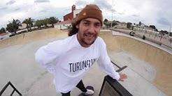Skatepark en  Miami Platja, Tarragona  realizado por Spokoramps