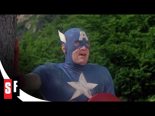 Captain America - Why We Love It