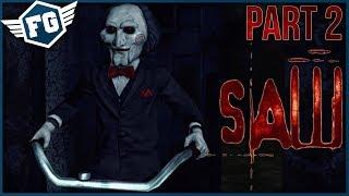 Saw: The Video Game #2 - Záchrana Amandy