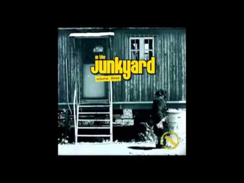 Spinalonga Records - In the Junkyard