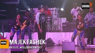 Majek Fashek's Performance At 2017 Felabration Concert