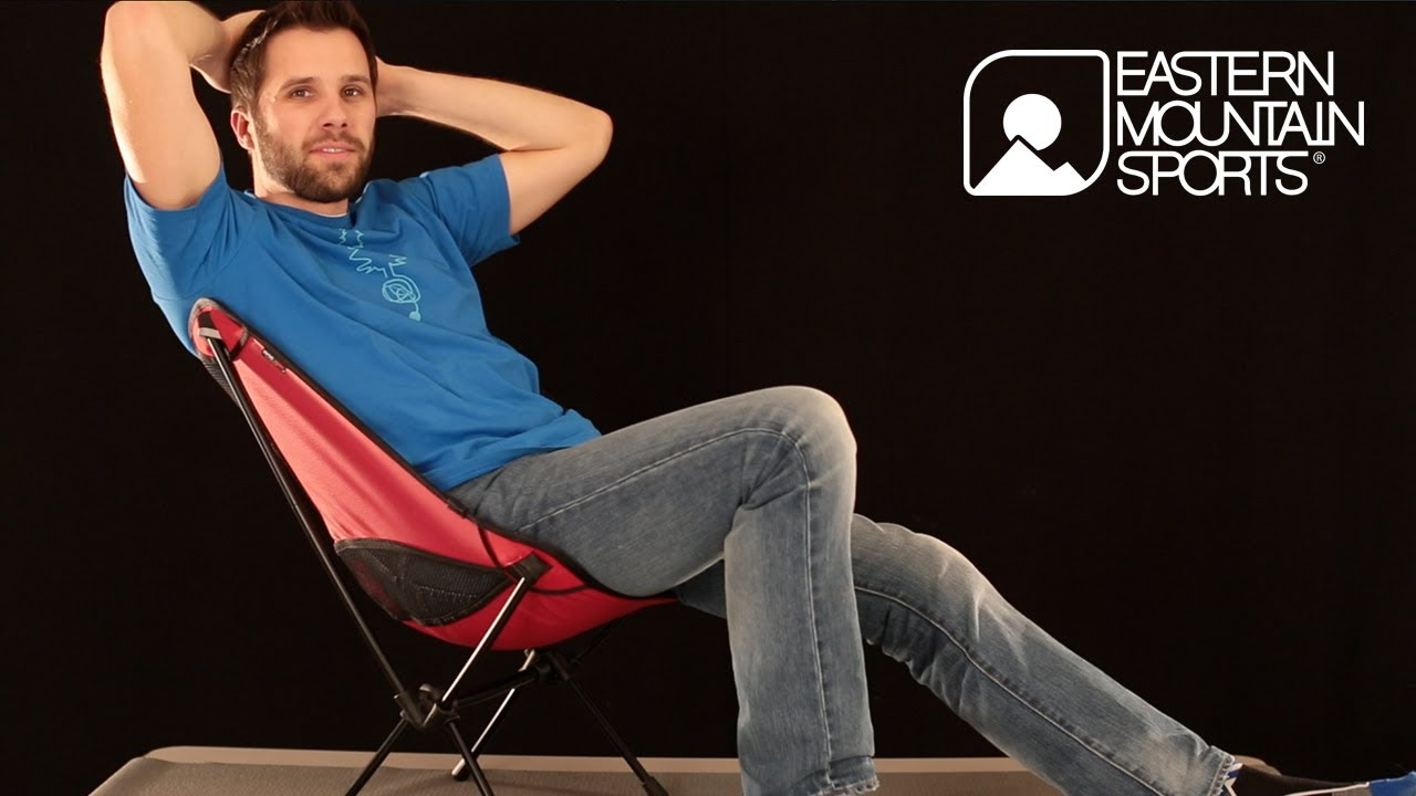 big agnes helinox chair cheap covers calgary one at eastern mountain sports youtube
