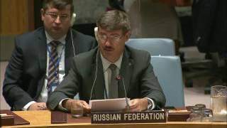 Выступление и.о. Постпреда РФ при ООН на заседании СБ ООН по миру и безопасности в Африке