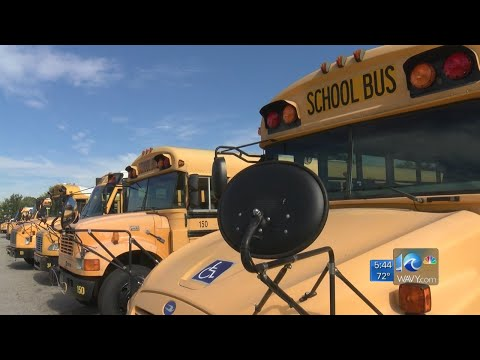 Suffolk launches new school bus tracking system