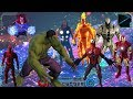 Marvel Heroes Omega Costume Collection