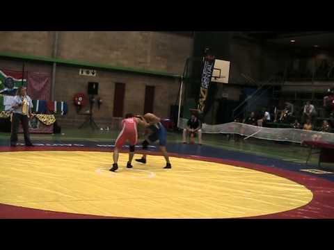 2013 Commonwealth Championships: 60 kg Final Ravinder Singh (IND) vs. Jaideep (IND)