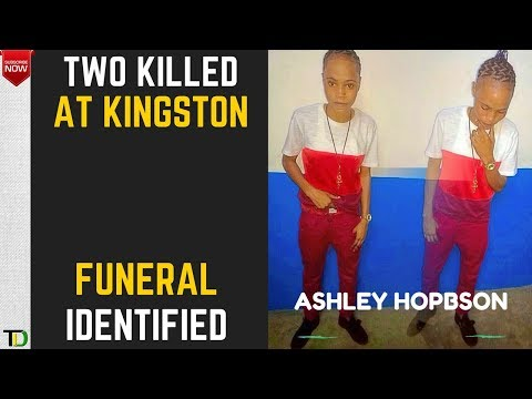 UPDATE: TWO persons KILLED At Romain Anthony White (OC) 'Boysie'  Funeral have been identified.