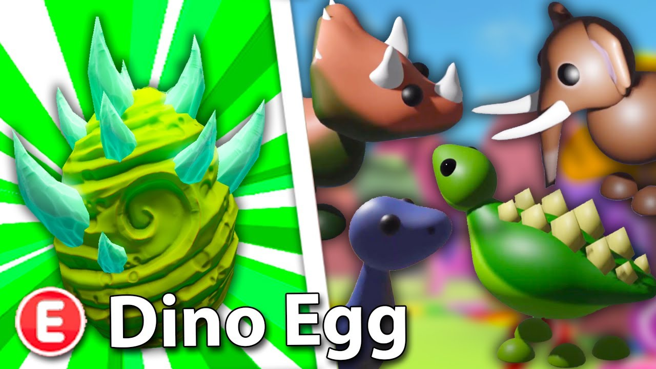 All Adopt Me Dino Pets Coming To Adopt Me Roblox Adopt Me Dinosaur Egg Update Adopt Me News 2020 Youtube